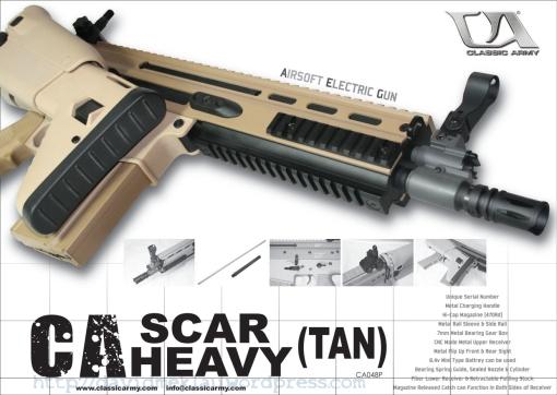 CA SCAR Heavy